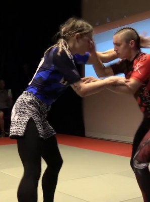 Watch: Kate Bacik vs Ola Jurek - Grapple Kings 5