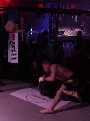 Watch: Mantas Smailys vs Kenny Mokonoana - Cage Conflict 3