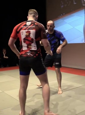 Watch: Mark Doyle vs Matt Sutherland - Grapple Kings 5
