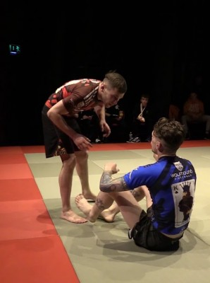Watch: Mark Kearns vs Ste Purcell - Grapple Kings 5
