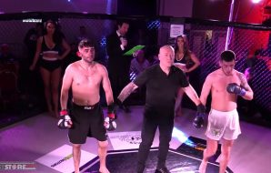 Watch: Niall Challoner vs Eoin McDonald - Cage Conflict 3