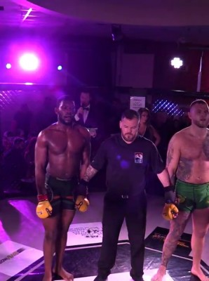Watch: Peter Newti vs David Piotrowicz - Cage Conflict 3