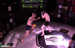 Watch: Pierce Nash vs Cormac Burns - Cage Conflict 3