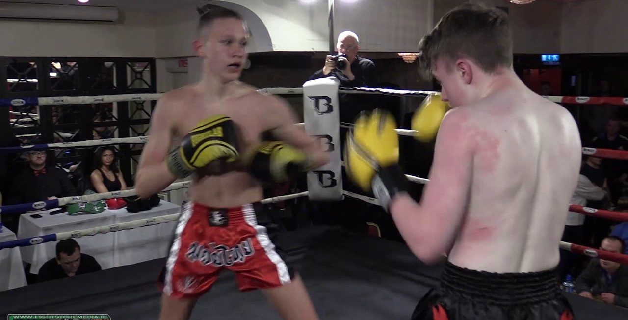 Watch: Sam Walker vs Danila Jergoviciak - RFC 6