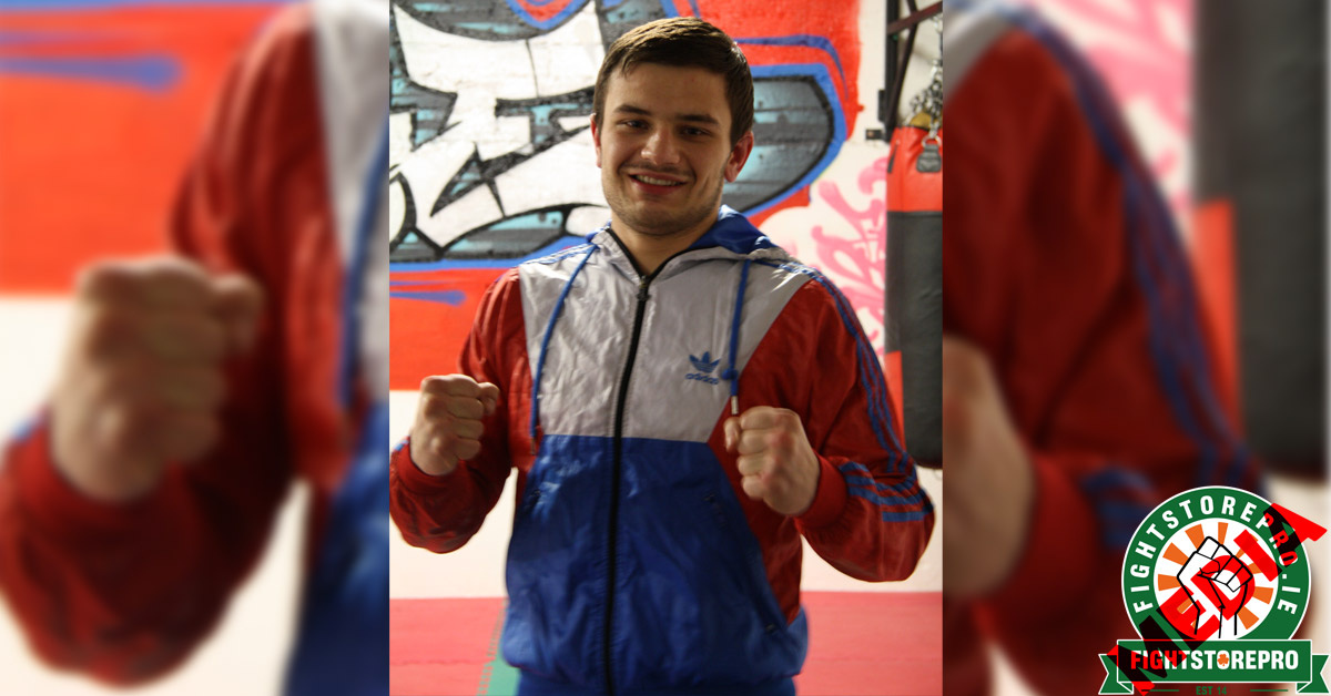 Alex Akimov unfazed by challenge of upcoming opponent Aaron Browne