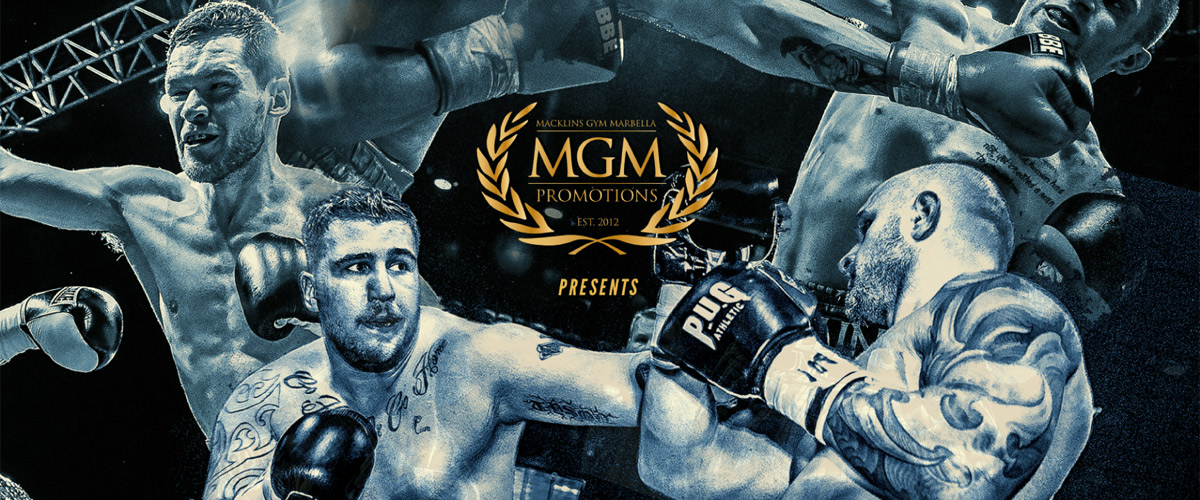 """MGM Presents """"Rumble at the Roadstone Club"""" - Fight Card"""