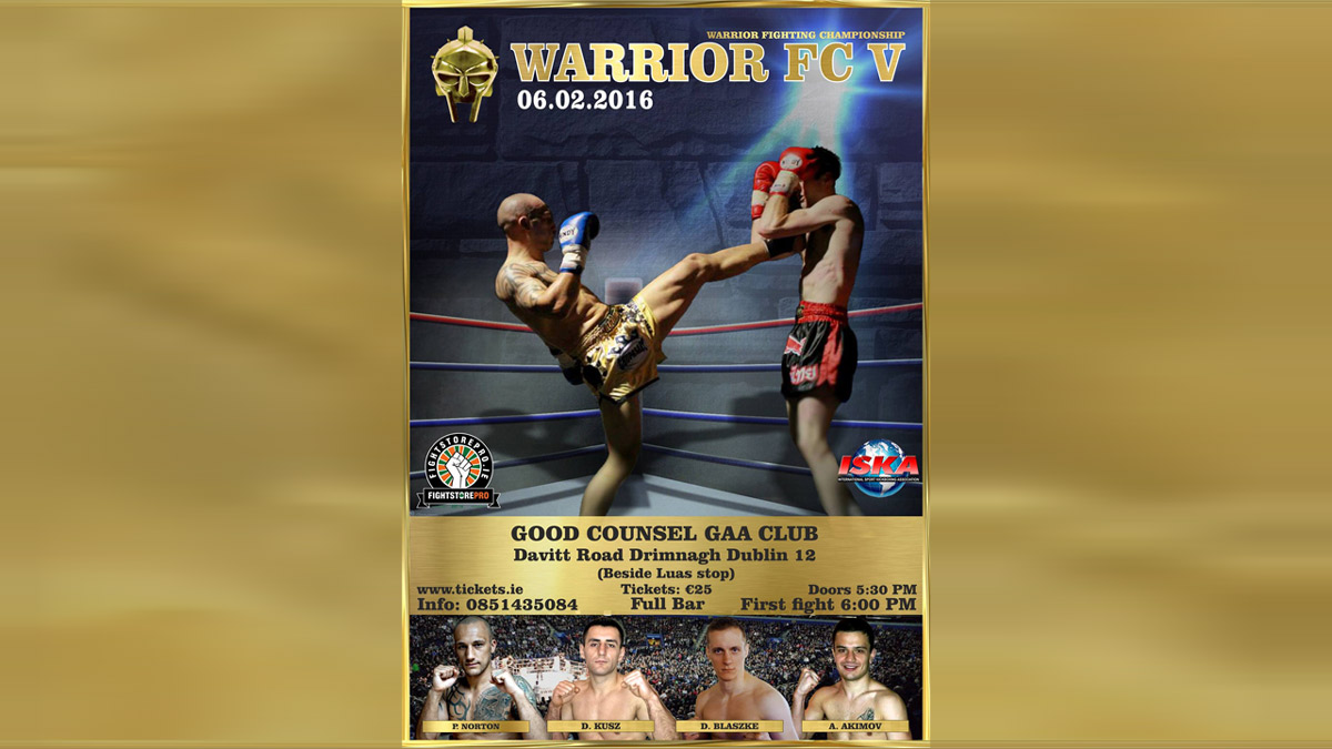 Warriors FC V: Action packed night showcases young talent and delivers great atmosphere