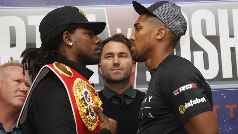 Charles Martin v Anthony Joshua: One sided beating disguised as PPV