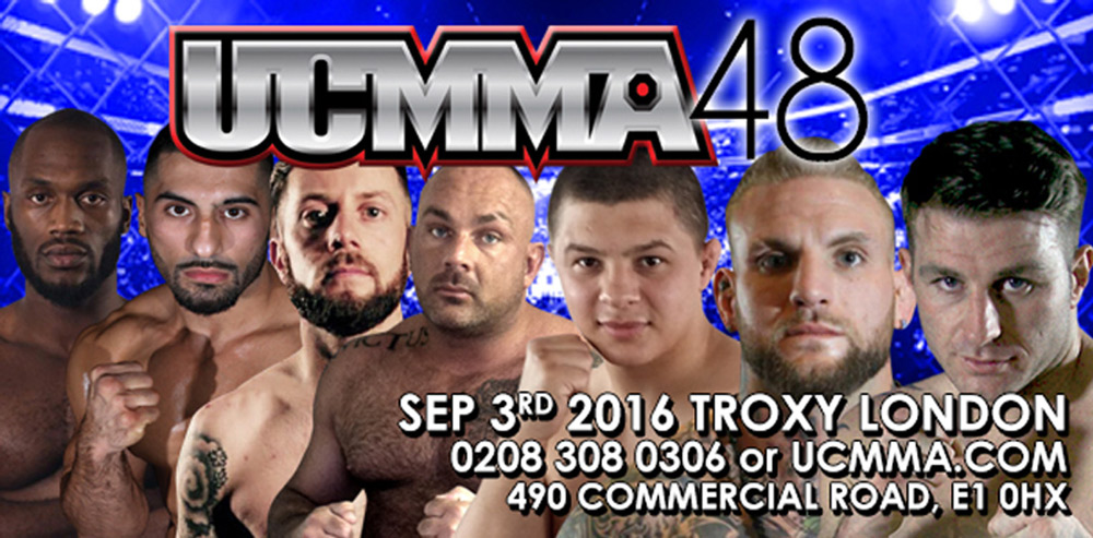 UCMMA 48 - Ultimate Challenge MMA 48 Fight Card & Stream