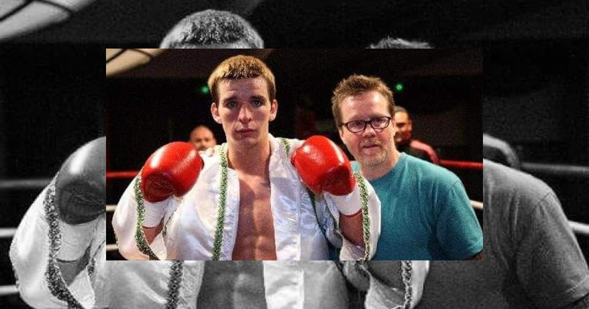 'The Fire Byrnes no Longer': Dean Byrne opens up about his life in Boxing