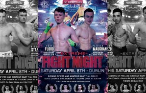 Extreme Fight Night - Results and Fight Videos