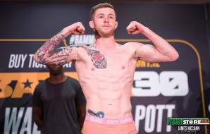 Alan Philpott says he'll finish Shay Walsh in the first or second-round at BAMMA 30