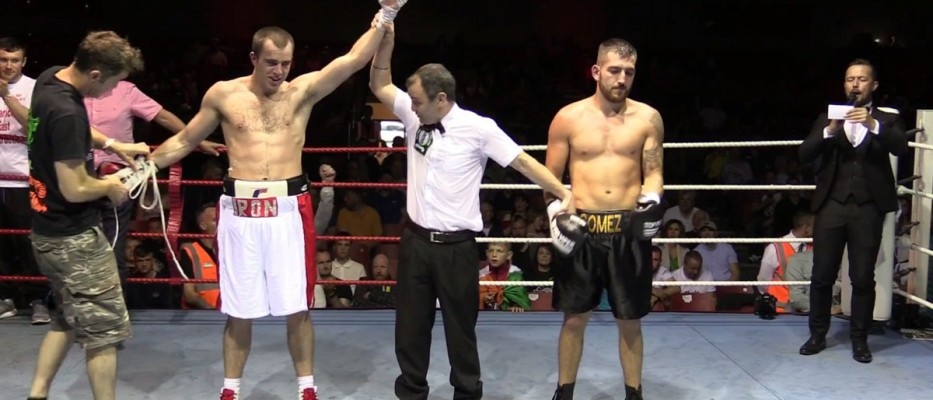 Undefeated Craig O'Brien ready to establish himself as Ireland's premier boxing prospect with BUI Celtic title victory