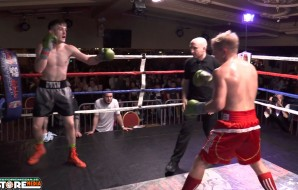 Watch: Nathan Wylie vs Lee Dunn - Blood, Sweat and Tears 4