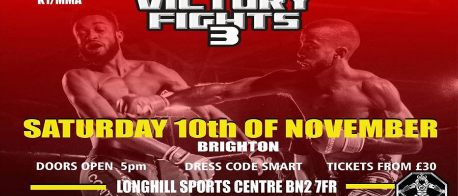 Watch: Victory Fights 3