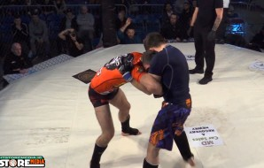 Watch: Patrick Griffin vs Damien Sneyd - Cage Legacy 10