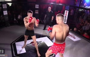 Watch: Leon Hill vs Paddy McCorry - Cage Conflict: Hell Raiser