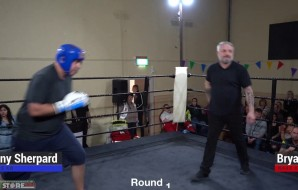 Watch: Tony Sherpard vs Bryan - Fighting Spirit