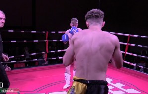 Watch: Danill Tjurins vs Enis Haxhiaj - Rumble at the Rockies 2