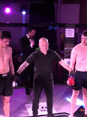 Watch: Oliver Szady vs Joe McNally - Cage Conflict 3