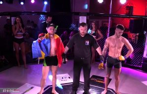 Watch: Andrei Strainu vs Hugo Strutt - Cage Conflict 3