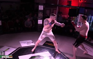 Watch: Maks Nowacki vs Mick McCullough - Cage Conflict 3