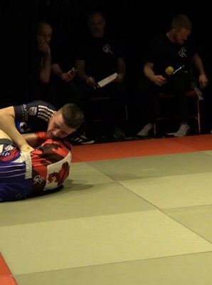 Watch: Max Lally vs Kyle Redmond - Grapple Kings 5