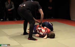 Watch: Roman Verhoeven vs Michael Tarrant - Grapple Kings 5