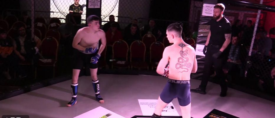 Watch: Ryan Hanly vs Colin Cunningham - Cage Conflict 3